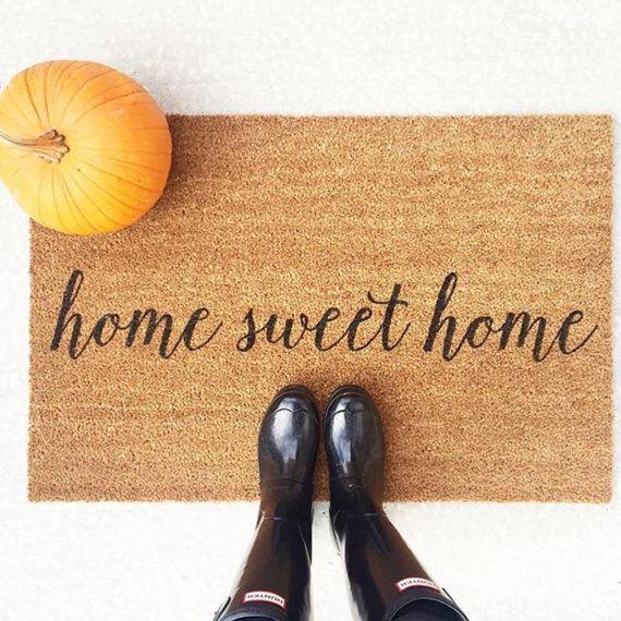 Home Sweet Apartment Doormat