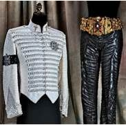 Michael Jackson's Outfits Featured In 'The King Of Style' By Mich...