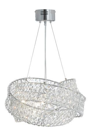 Clear Venetian 5 Light Chandelier Home For The In