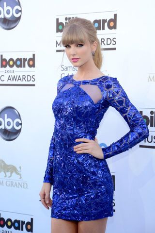 Blue fashion from Charming Charlie's color of the month!! Very similar to my quinceañero dress!!
