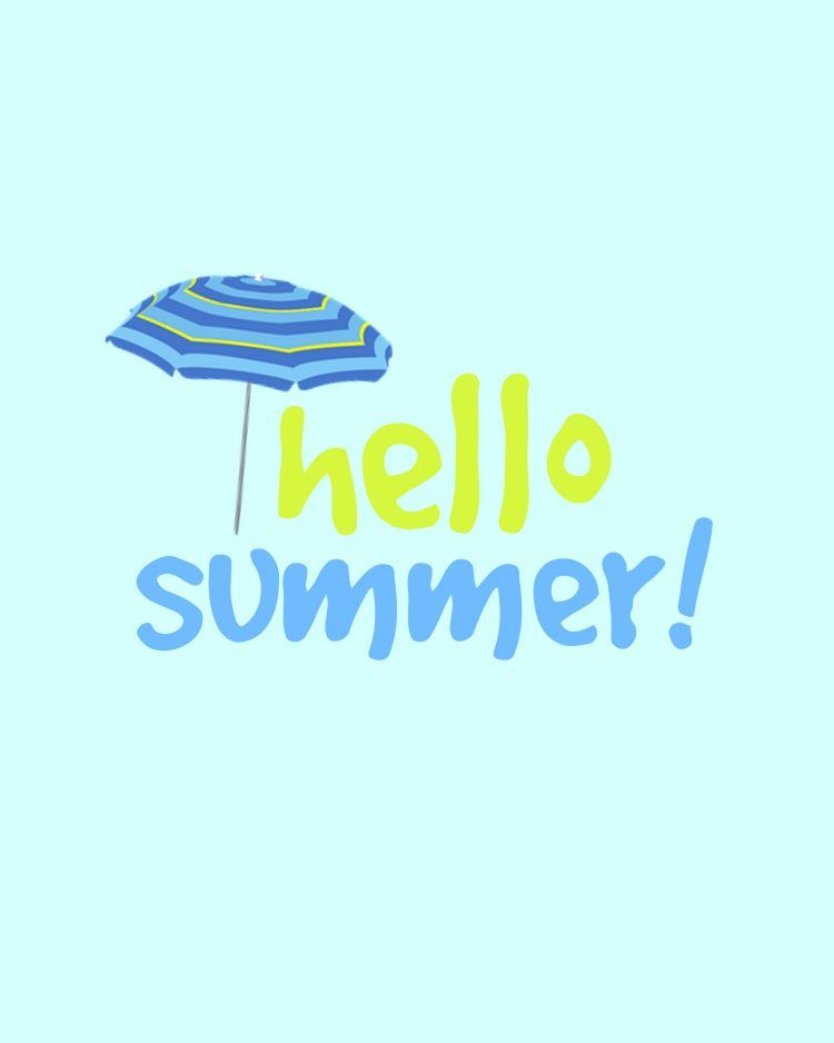 Welcome Summer Printables Summer Printables Welcome Summer