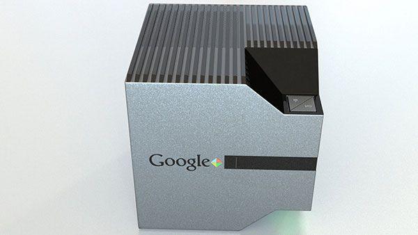 Google Orbit Console Fan Concept Design Go Game Style Guides