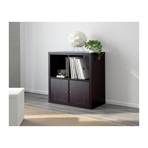 kallax tag re brun noir home inspiration kallax rangement s jour et etagere rangement. Black Bedroom Furniture Sets. Home Design Ideas
