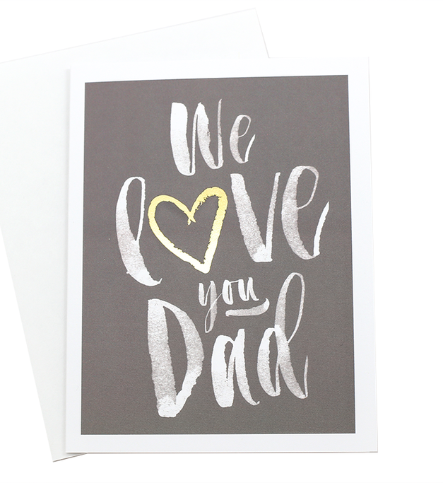 Fathers Love: Dads, Father And Birthdays