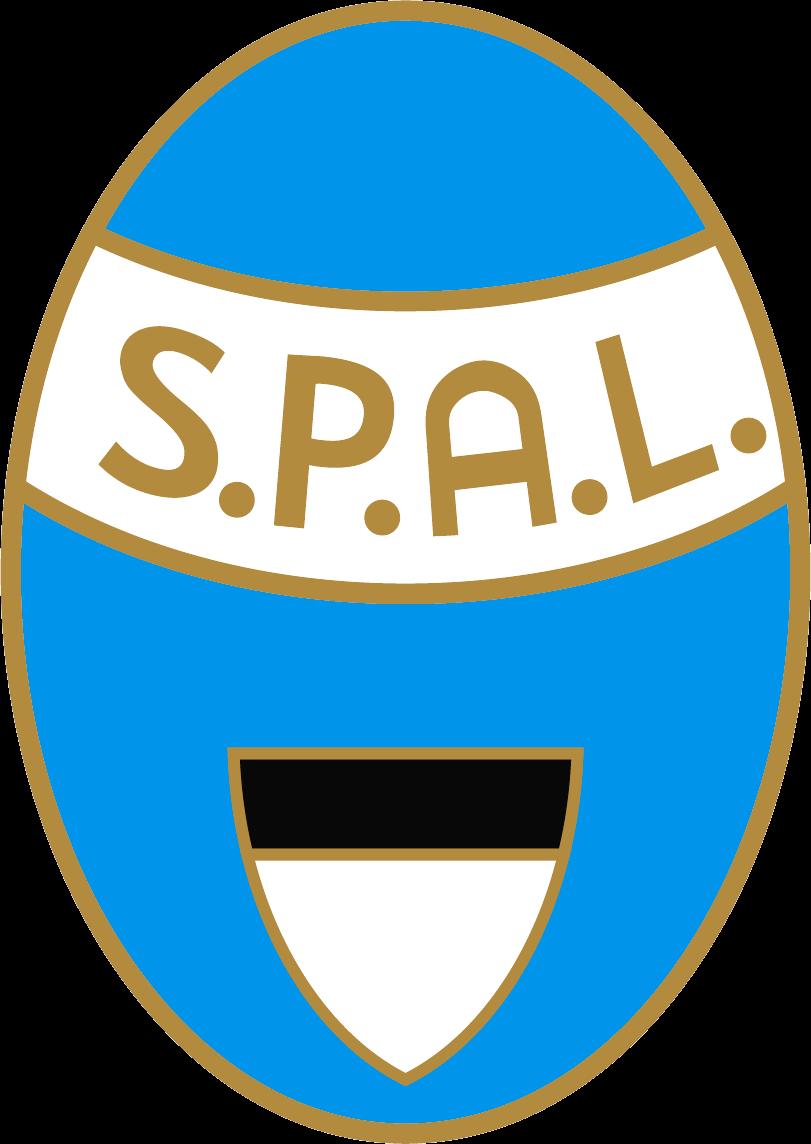 6cec8bcd7 SPAL Logo Serie A Italy | Soccer | Football italy, Football team ...
