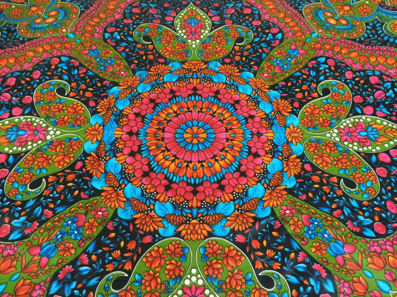 Congolese Fabric African Wax Print Fabric Java Print Fabric