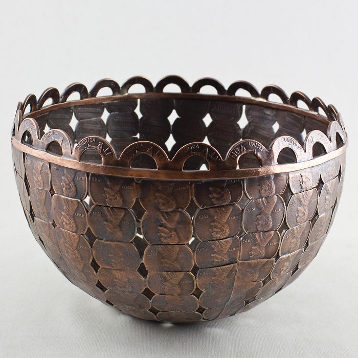 Custom Lace Penny Bowl
