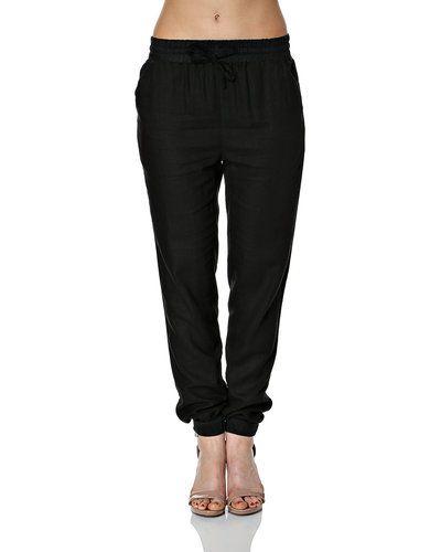 Vero Moda TIMUN SMOCK PANT – bukser – Sort