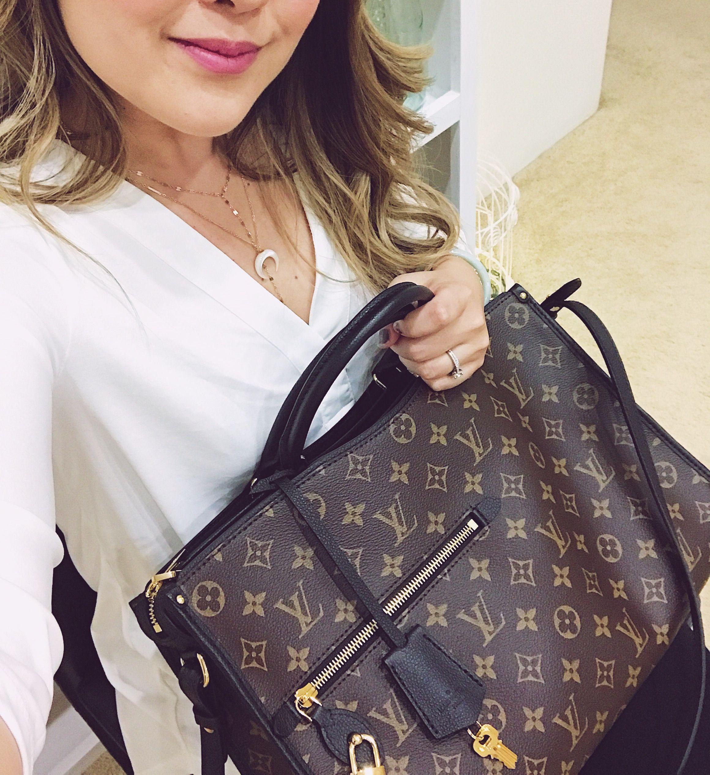 69a0d5aac33f Louis Vuitton Popincourt MM Louis Vuitton Handbags