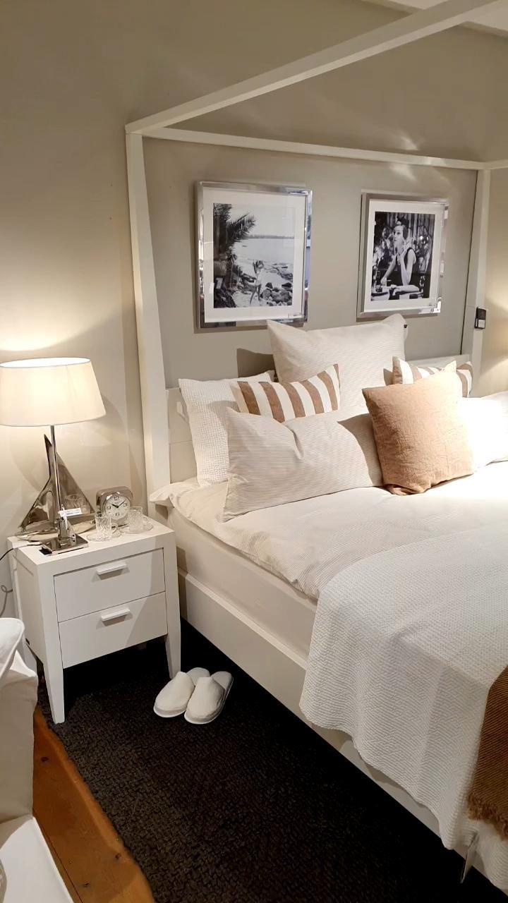 Photo of Sommerliches Schlafzimmer #maritimeschlafzimmer #flamant