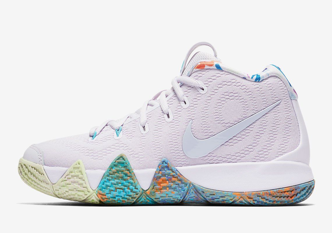 95f26b344b8c This Nike Kyrie 4 For Kids Remembers The 90s
