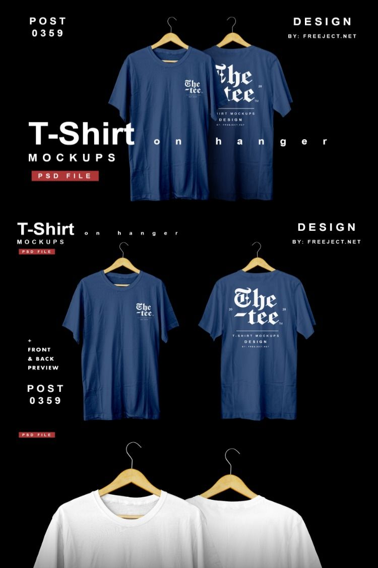 Download Free Download T Shirt On Hanger Photoshop Mockups Psd File Minimal Shirt Design Photoshop Mockup Tshirt Printing Design