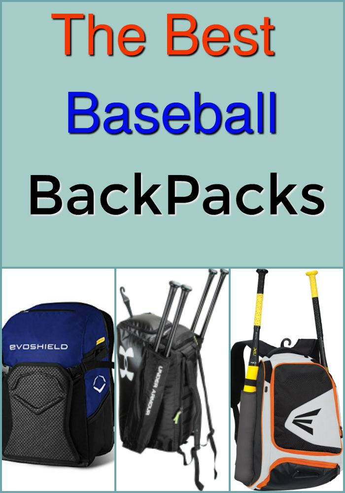 Baseball Backpacks Are The Most Por Form Of Bag To Carry Your Gear In This Page Will Show You Up Date Equipment Bags For
