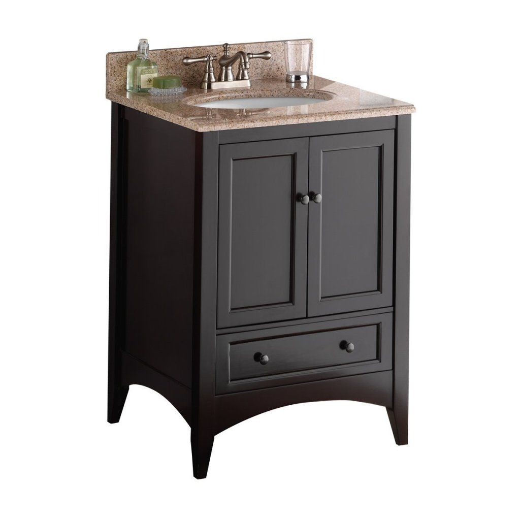 24 Inch Bathroom Vanity Http Www Houzz Club Html