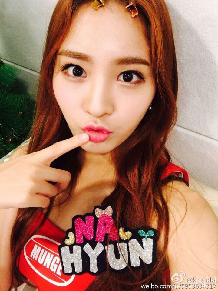 Behind The Scenes K I S S K Pop Idol Secret Stage Nahyun Pop Idol Kpop Idol Girl Group