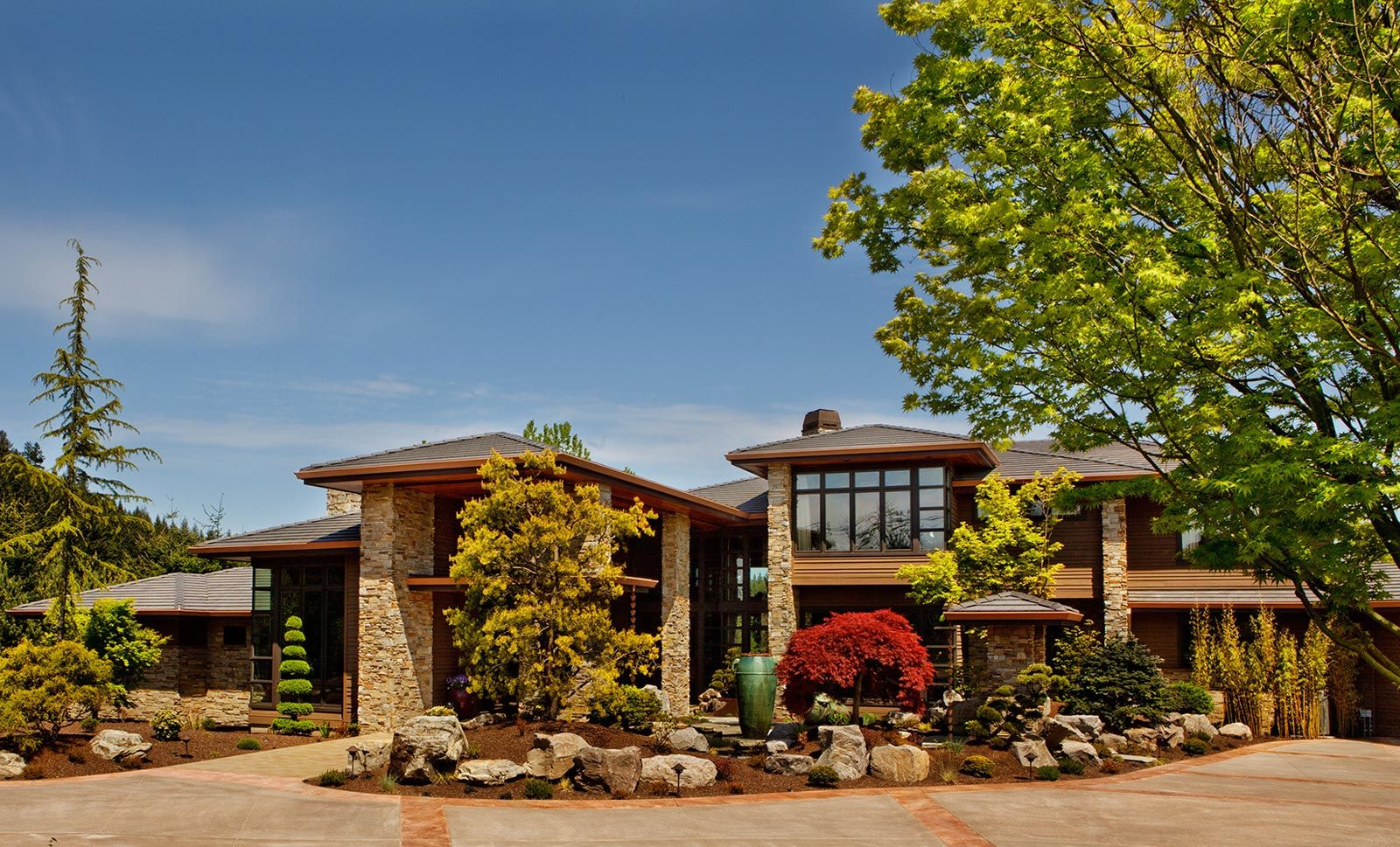 Superieur Happy Valley Residence In Happy Valley, Ore. Designed By Michael Barclay Of Barclay  Home