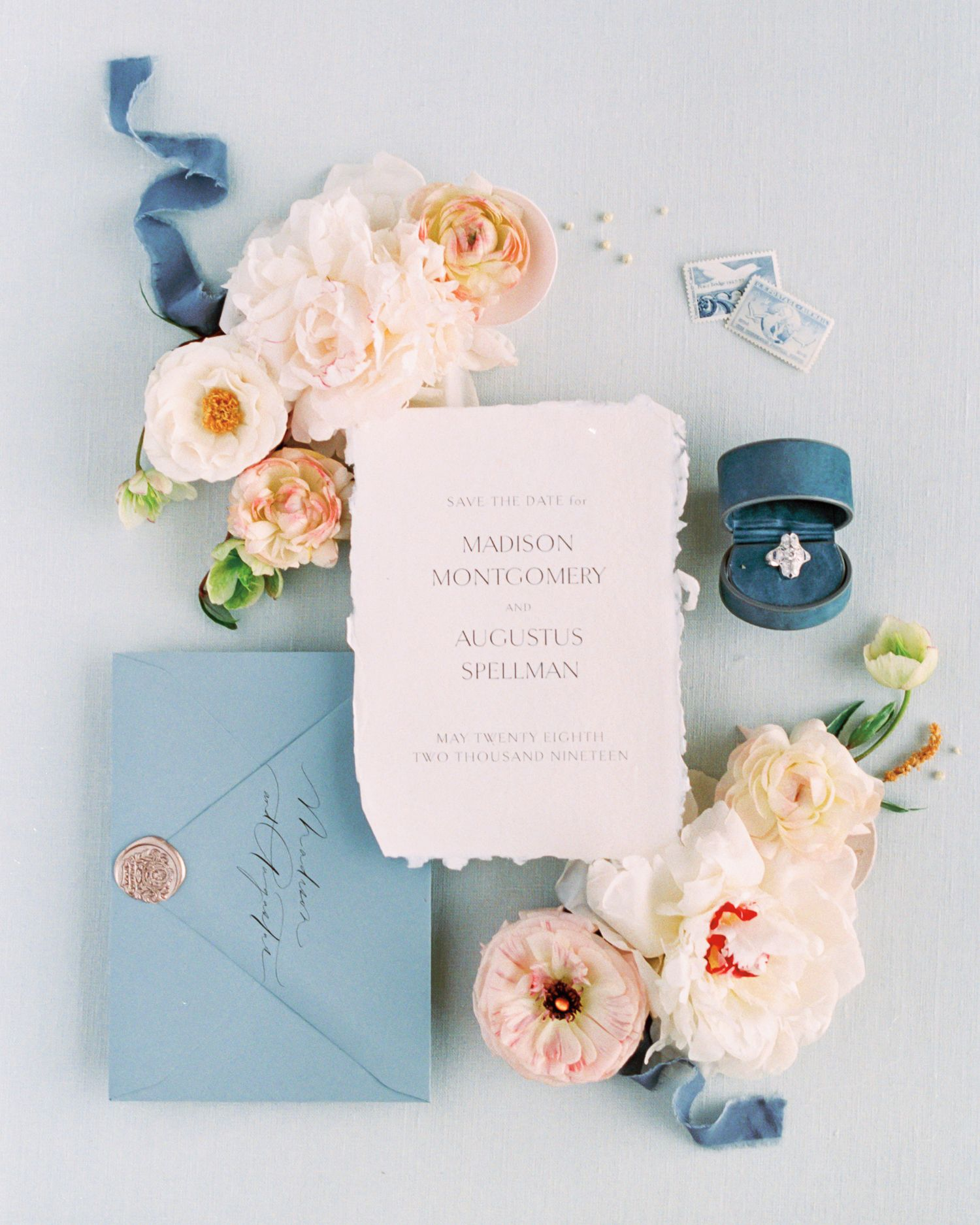 Carlton Cards Wedding Invitations: Modern Amalfi Coast-Inspired Wedding Shoot At Marina Del