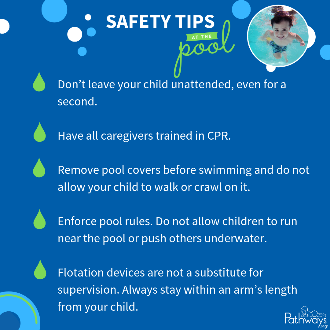 Water Play Benefits Water Safety Tips Pathways Org Safety Tips Water Play For Kids Water Play