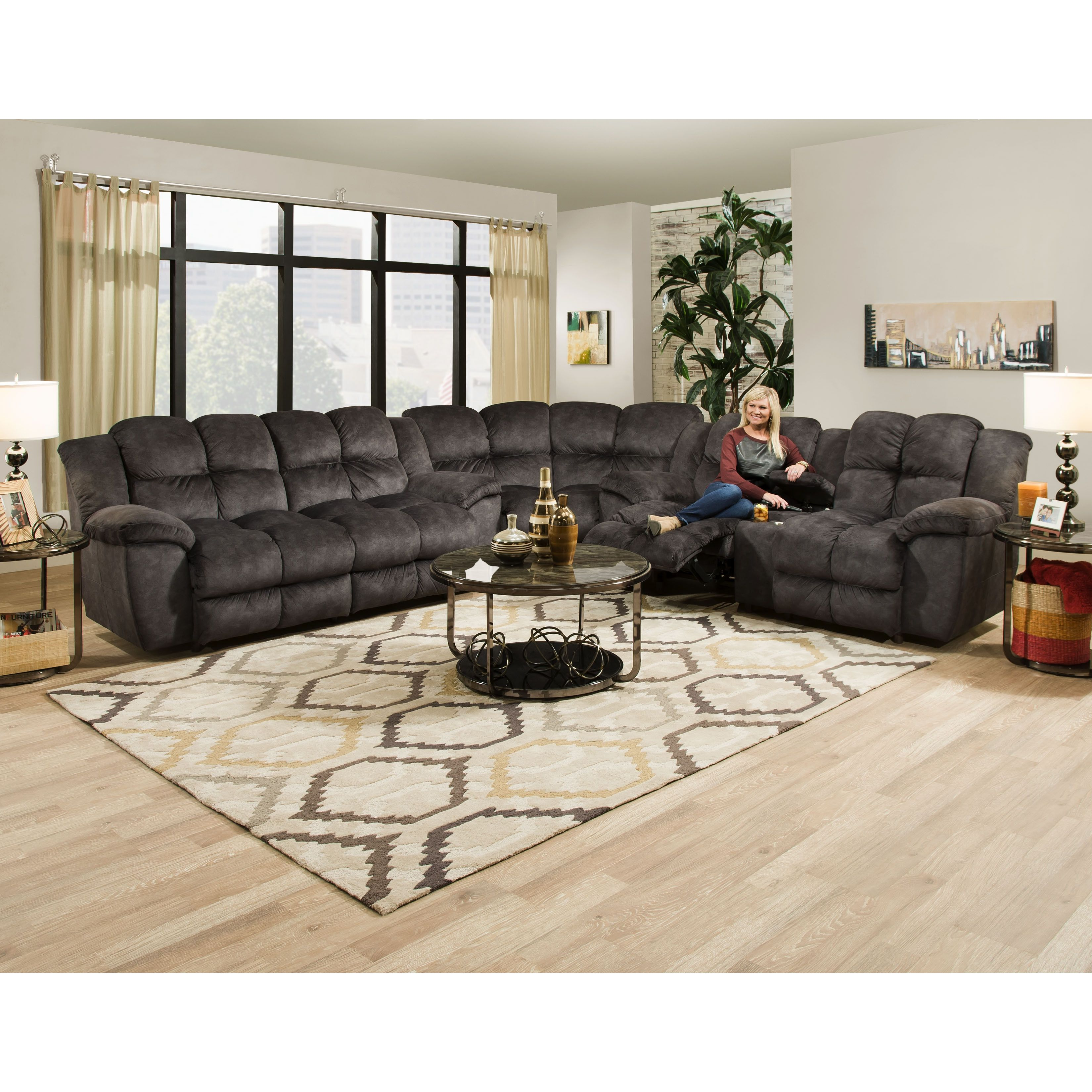 Awesome Awesome Sectional Sofas With Cup Holders 97 For Your Home  Decorating Ideas With Sectional Sofas