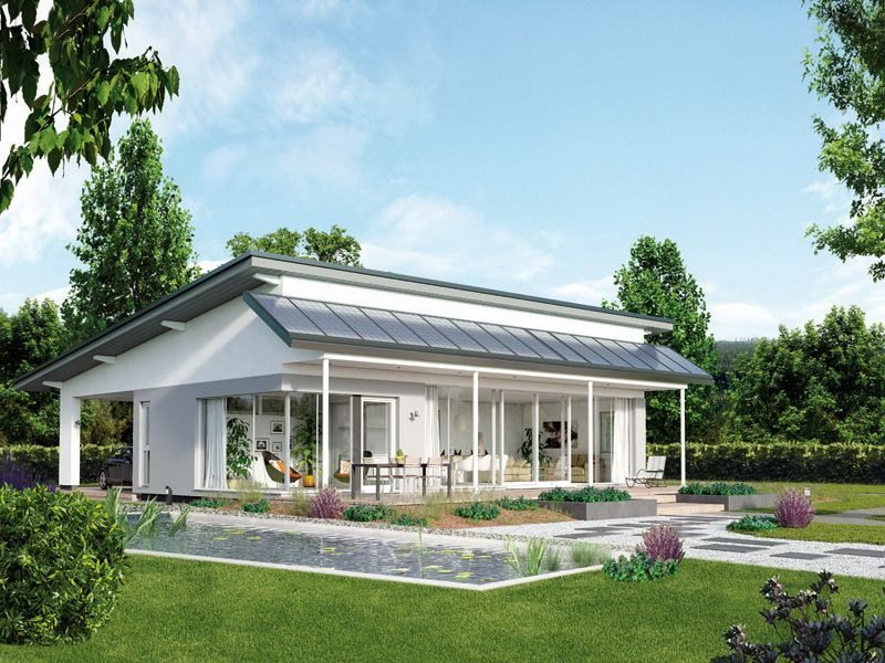 Casa passiva casa passiva brennerhaus case prefabbricate in legno case per la vita - Case prefabbricate per terrazzo ...
