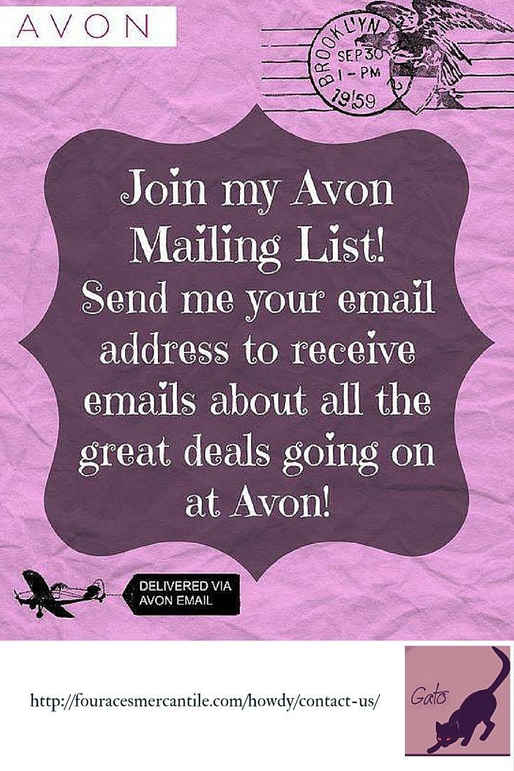 Contact Us | Avon, Business and Avon sales