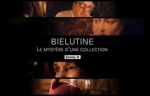 BIELUTINE, le mystere d'une collection