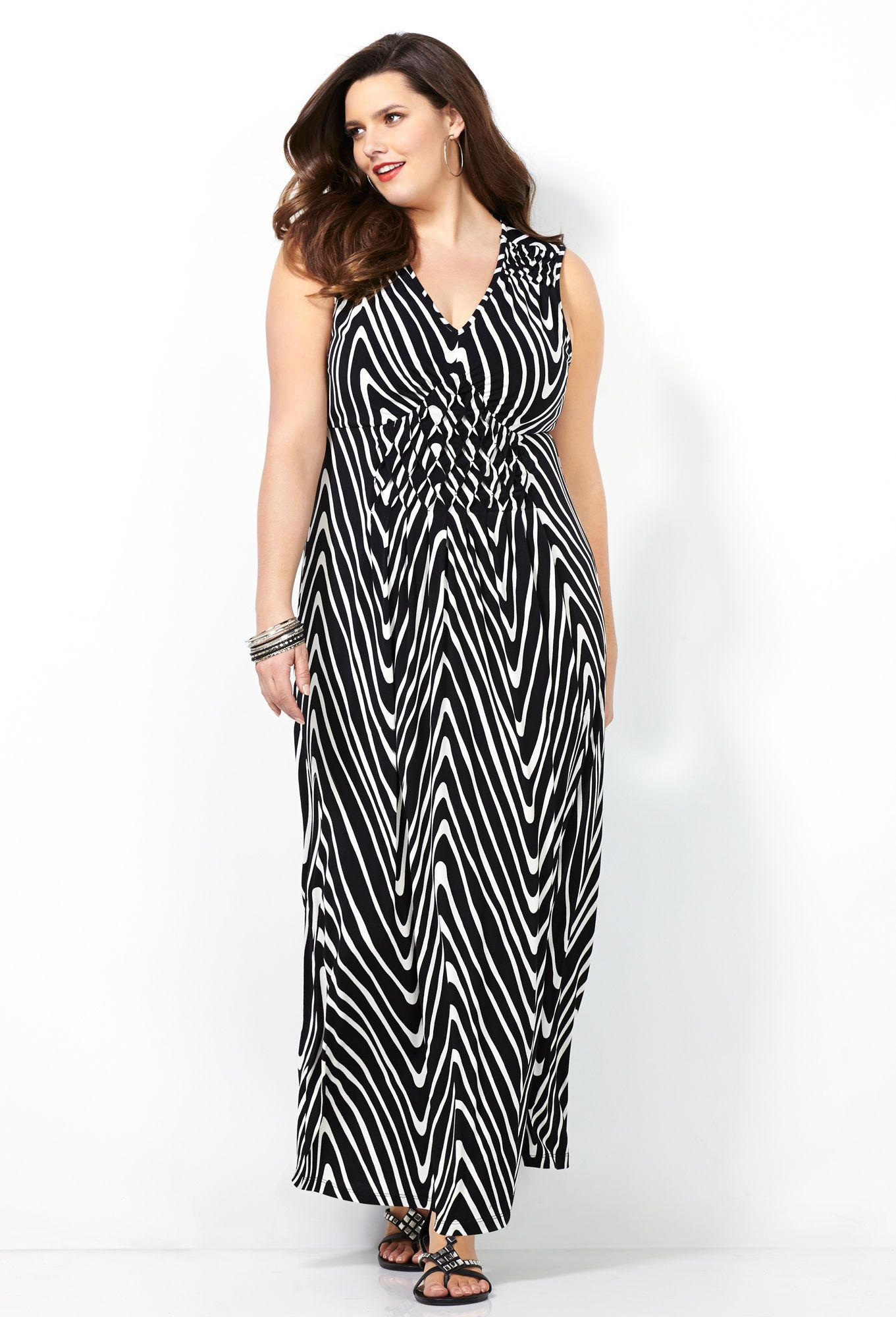Shop Plus Size Dresses Avenue Trajes Pinterest Maxi