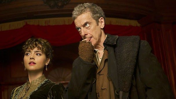 DOCTOR WHO - New images released from DEEP BREATH | Warped Factor - Daily features and news from the world of geek
