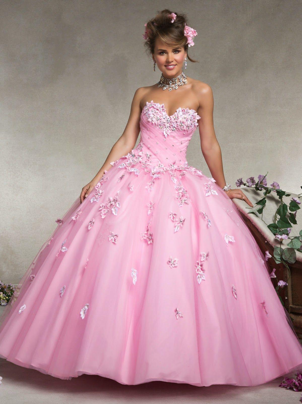 Vestidos de 15 años | Colección Quinceañeras | vestidos 15 ...