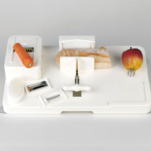 The Highly Versatile Kitchen Workstation Is A Well Proportioned Food  Preparation Board That Also Features A