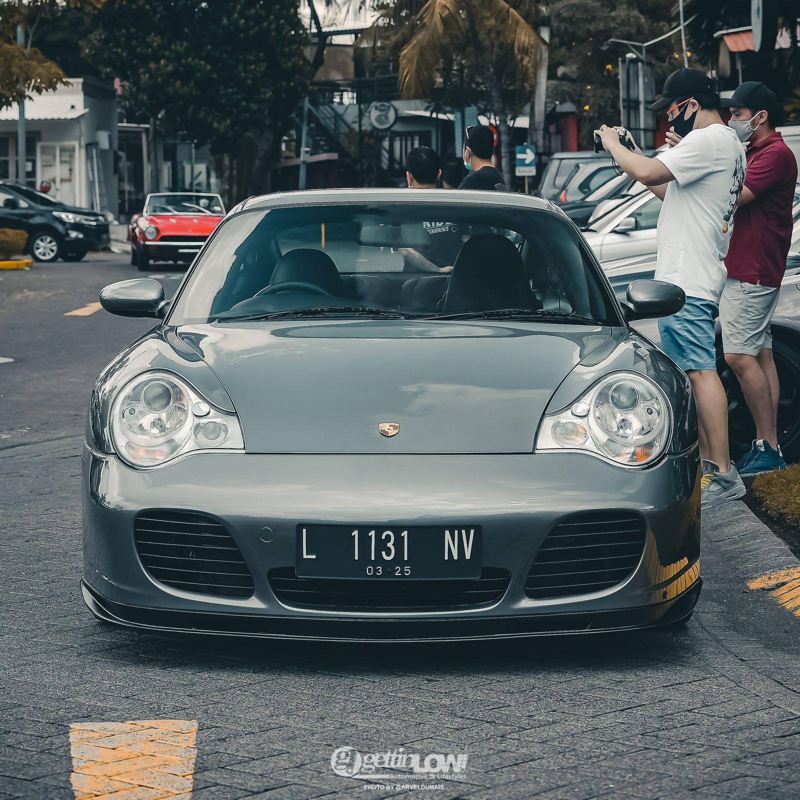 New Normal Meet Up 30 Mei 2020 Surabaya Porsche 911 Mobil Klasik Surabaya