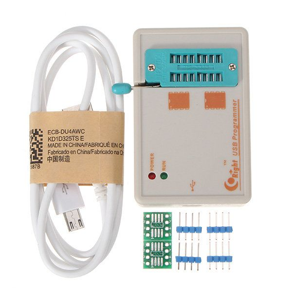 SkyPRO High-speed USB SPI Programmer 24 25 93 EEPROM 25