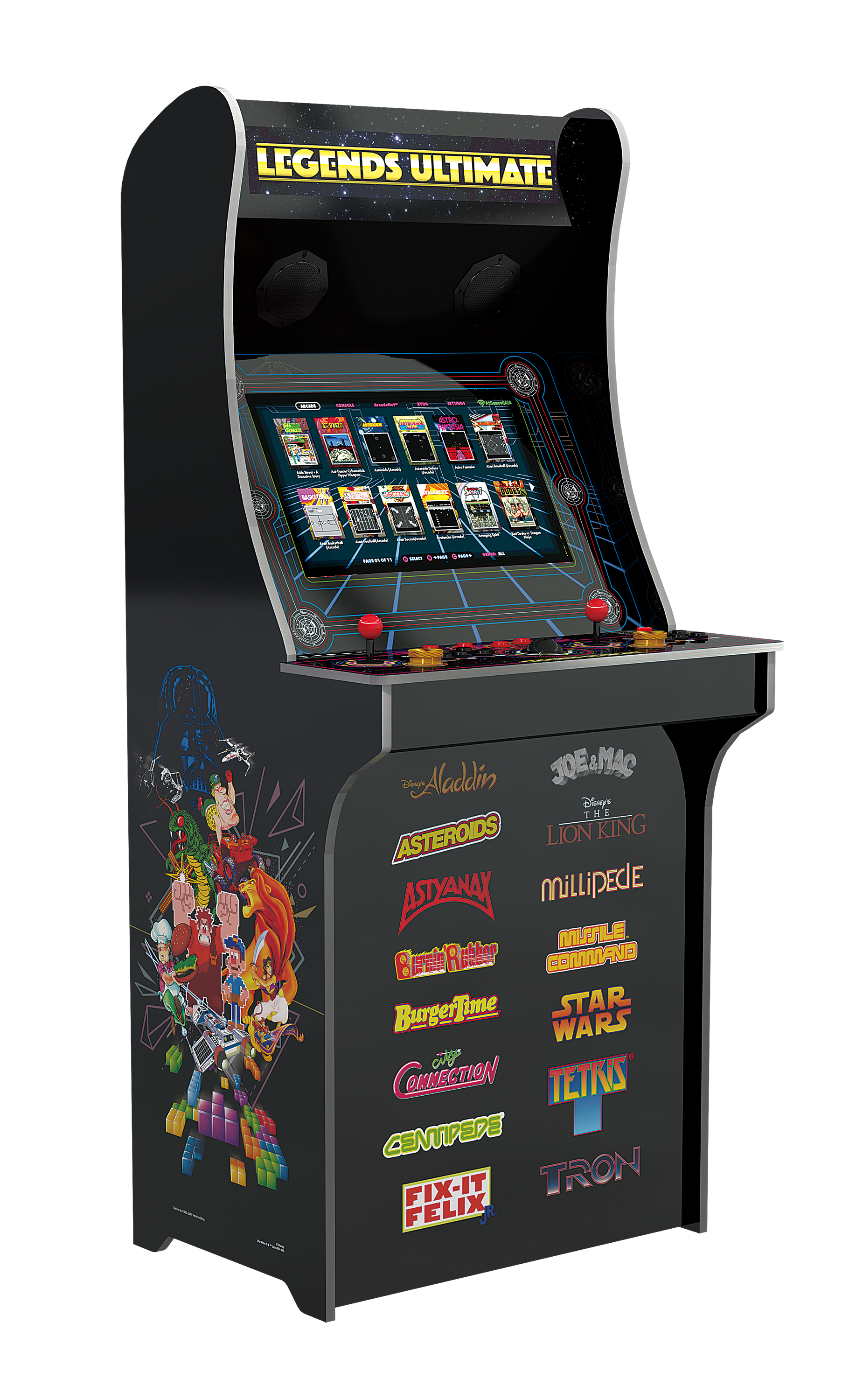 Buy Arcade Machines For Home