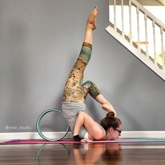 The Dharma Yoga Wheel - http://www.dharmayogawheel.com/