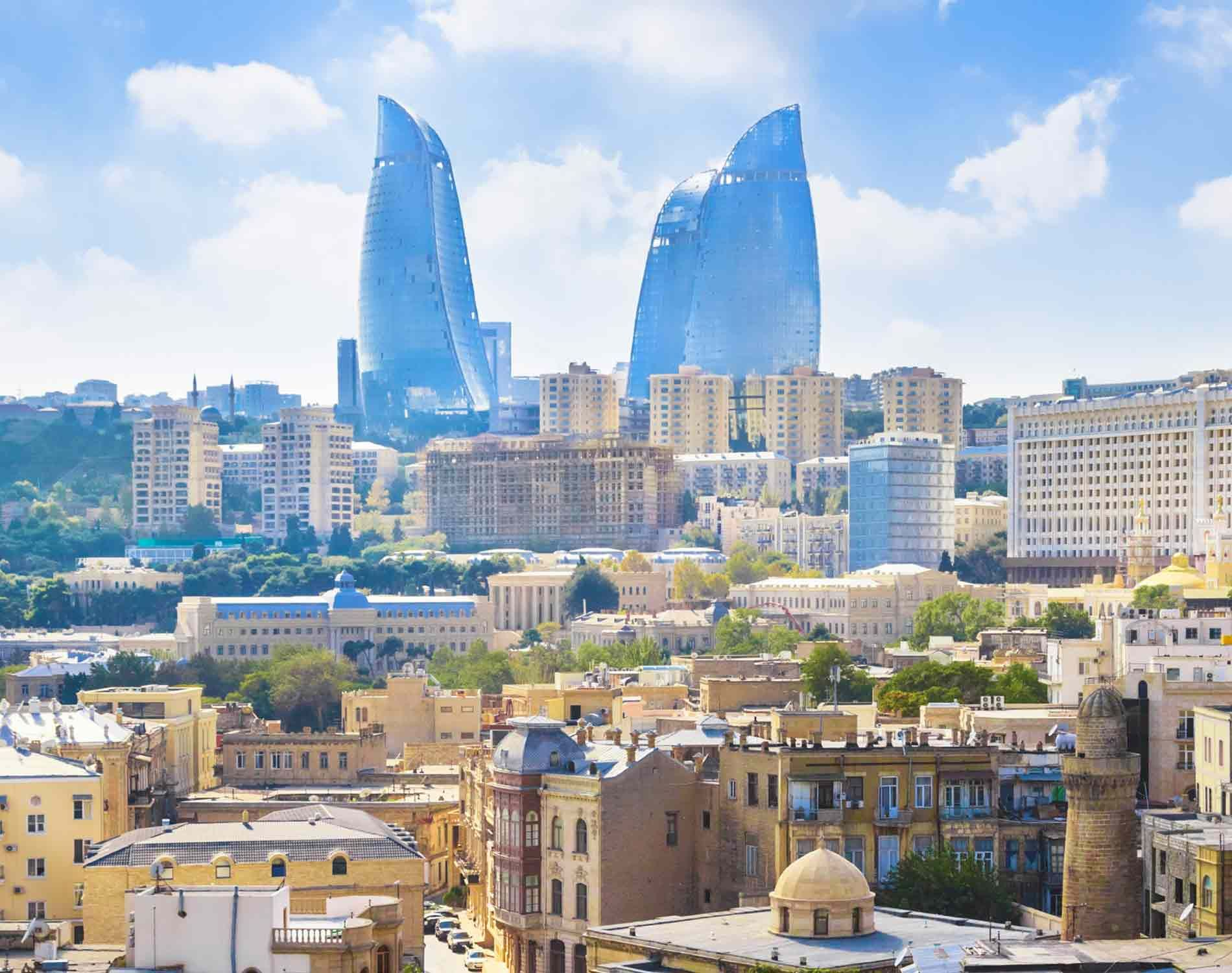Baki In Baki Places To Travel Travel Baku City