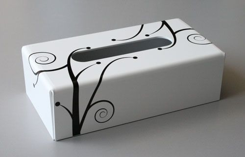 bo te mouchoirs 29 decoupage tissue box pinterest decoupage tissue boxes and box. Black Bedroom Furniture Sets. Home Design Ideas