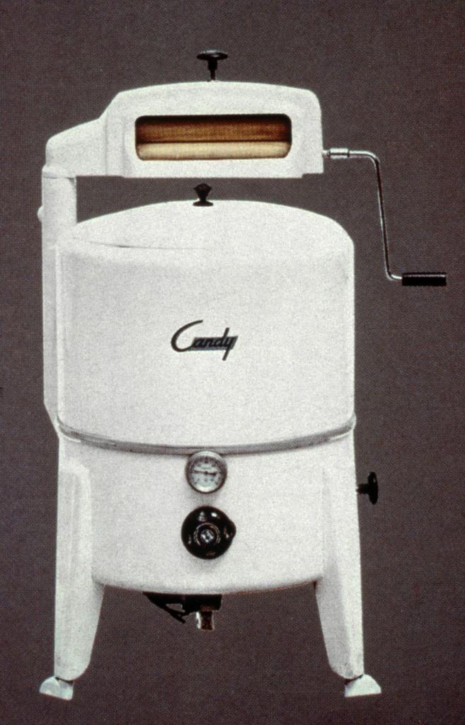 Lavadora Candy Modelo 50. Anuncios Vintage Pinterest