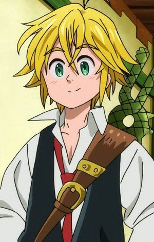 Despite having the appearance of a child, Meliodas is actually much