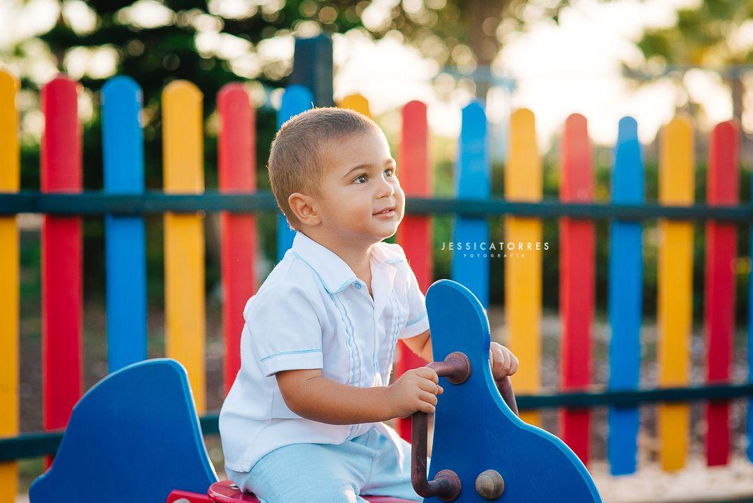 CON PAPÁ Y MAMÁ · Fotografía de niños en El Ejido Almería