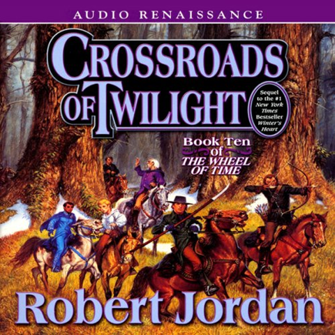 Crossroads of Twilight: Book Ten of The Wheel of Time by Kate ...
