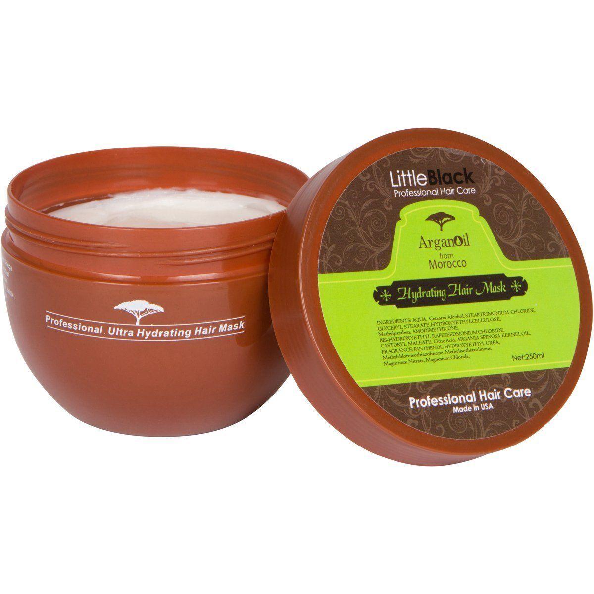 LittleBlack Professional Hair Care Argan Oil from Morocco