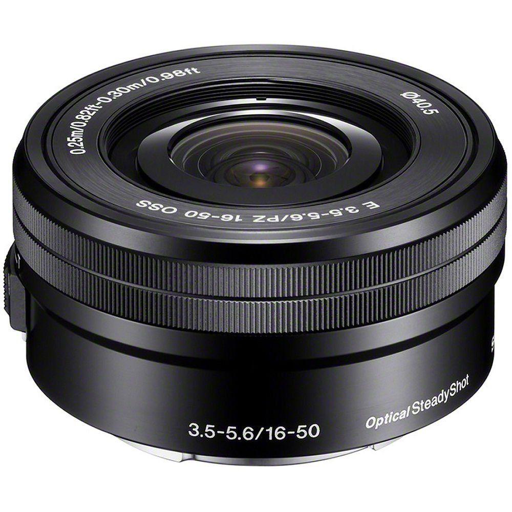 Sony 16 50mm Kit Zoom Lens Sony 16 50mm Lens Zoom Lens Sony Camera Camera Lens