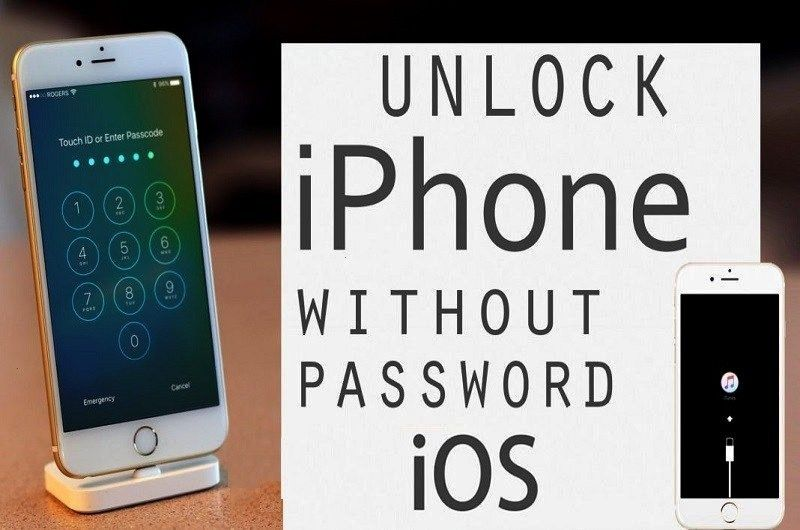 Passcode Without Iphone Unlock How Tohow To Unlock Iphone Without Passcodehow To Unlock Iphone Without Pass Unlock Iphone Unlock My Iphone Iphone Secrets