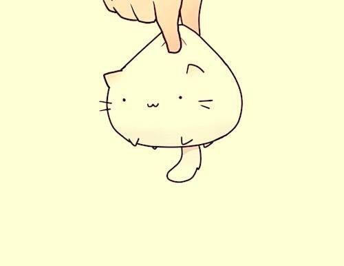 Imagem De Cat, Cute, And Kawaii