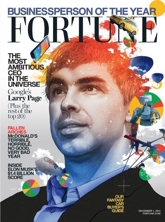 Fortune (USA) Diciembre 2014