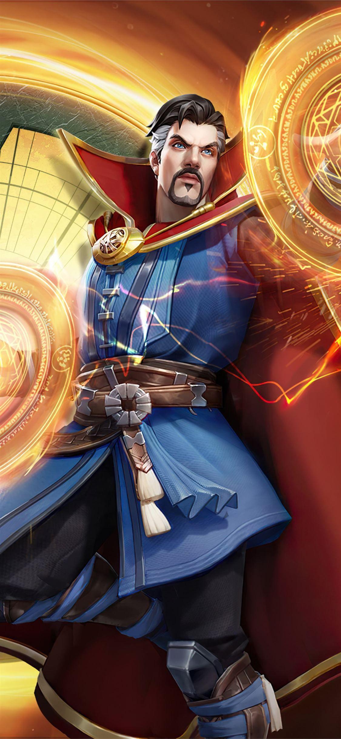 marvel super war doctor strange MarvelSuperWar games