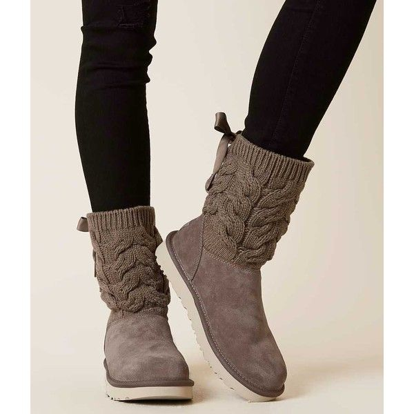 ac45bce8874 UGG® Kiandra Boot - Grey US 6 ($170) ❤ liked on Polyvore featuring ...