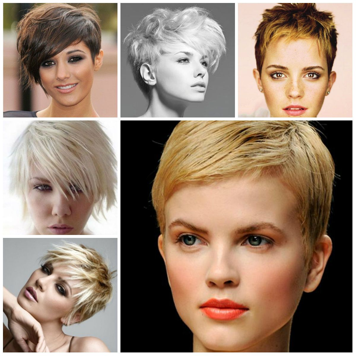 penteados para 2016 | trendy hairstyles, pixie haircut and short hair