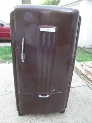 Refrigerator dating chart 1950
