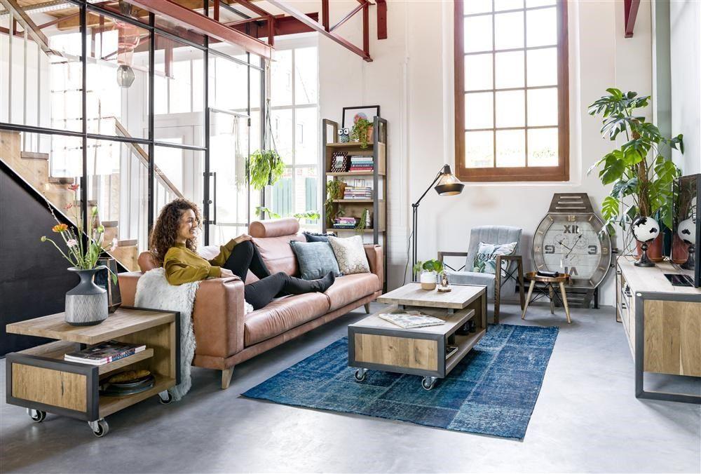 Bibliotheque 65cm 1 Tiroir 5 Niches Metalo Woonkamer Muren Ideeen Voor Thuisdecoratie Kleine Slaapkamer
